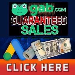 Gab Guaranteed Sales